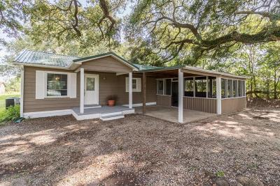 Eunice Single Family Home For Sale: 154 Chaumont Lane