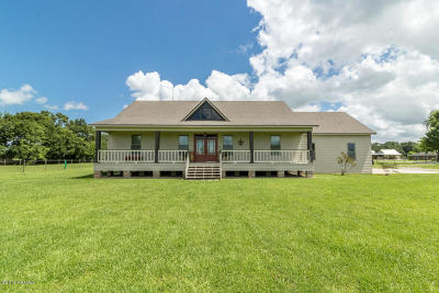 Abbeville Single Family Home For Sale: 8934 Sandpit Road