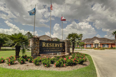 New Iberia Rental For Rent: 2118 W Old Spanish Trail #A