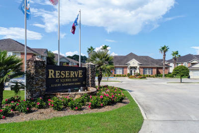 New Iberia Rental For Rent: 2118 W Old Spanish Trail #C