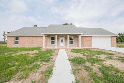 St. Martinville Single Family Home For Sale: 1010 Lemon Drive