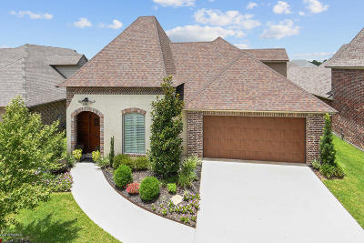 Broussard Single Family Home For Sale: 103 Autumnbrook Drive