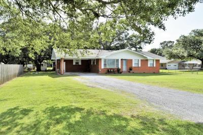 Erath Single Family Home For Sale: 12810 La Hwy 339
