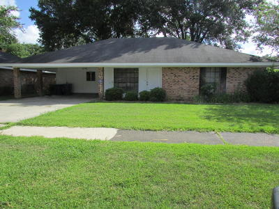 Lafayette Rental For Rent: 111 Dove Circle