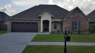 Meadow Bend Single Family Home For Sale: 120 Arrowwood Road