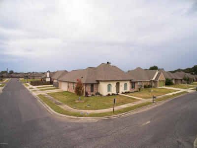 Broussard Single Family Home For Sale: 200 Bentwater Drive