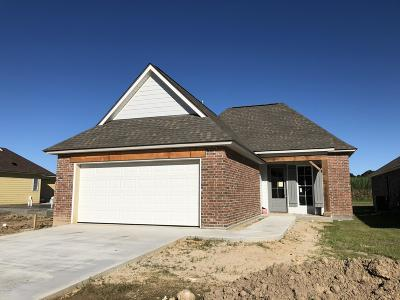 Lafayette Single Family Home For Sale: 120 Anatole Drive