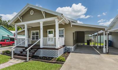 Loreauville Single Family Home For Sale: 110 Railroad Avenue