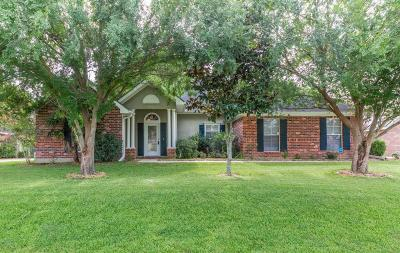 broussard Single Family Home For Sale: 214 Stag's Leap Lane