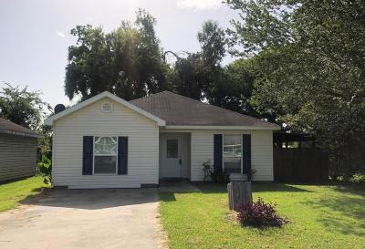 Carencro Single Family Home For Sale: 122 Jollene Drive