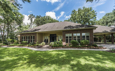 Lafayette Parish Single Family Home For Sale: 629 N Larriviere Road #Lot E