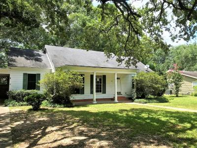 Crowley Single Family Home For Sale: 925 E 5th Street