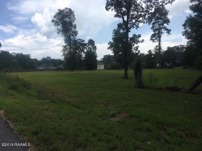 Evangeline Parish Residential Lots & Land For Sale: Tbd Sugarberry Lane