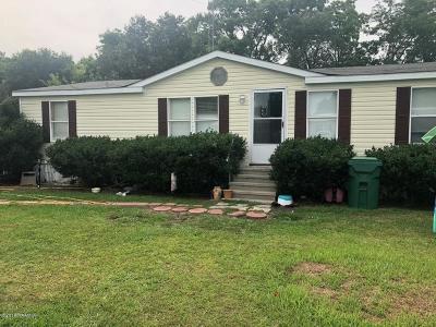 Breaux Bridge Single Family Home For Sale: 1011 Poydras Place
