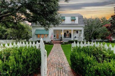 New Iberia Single Family Home For Sale: 815 E Main Street