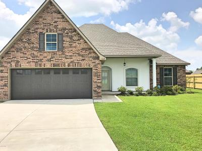 Youngsville Rental For Rent: 107 Sapphire Springs Road