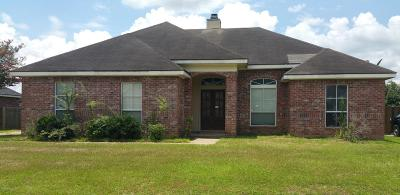 Broussard Single Family Home For Sale: 207 Stags Leap Lane