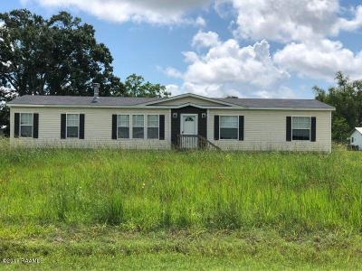 Arnaudville LA Single Family Home For Sale: $90,500