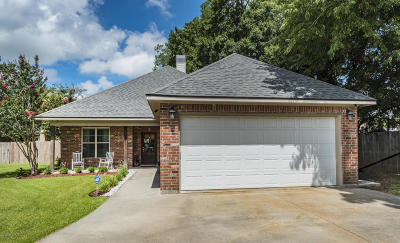 broussard Single Family Home For Sale: 101 Colchester Drive
