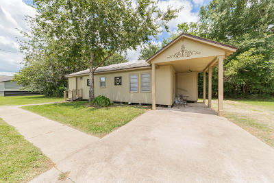 Duson Single Family Home For Sale: 113 Odessa Road