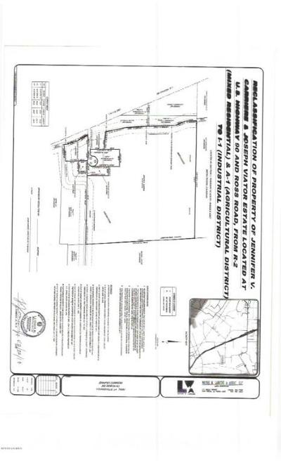 New Iberia Residential Lots & Land For Sale: Tbd Ross Road