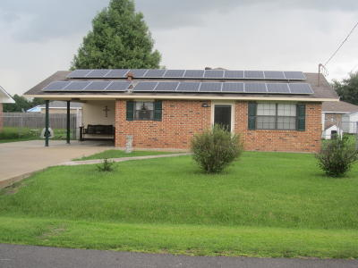 Eunice Single Family Home For Sale: 1500 Scott Street