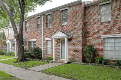 Lafayette Single Family Home For Sale: 416 Doucet Road #6c