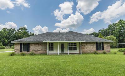 Ville Platte Single Family Home For Sale: 159 Ruth Lane