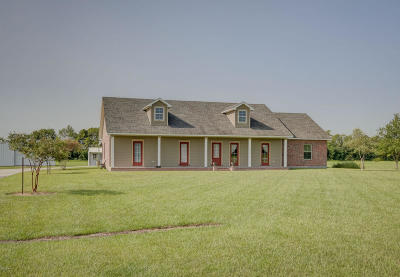 Opelousas Single Family Home For Sale: 2184 Highway 357