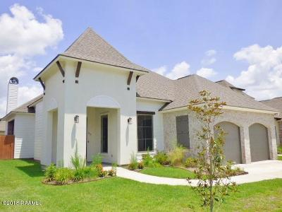 Youngsville Single Family Home For Sale: 115 Golden Cypress Drive