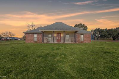 Breaux Bridge Single Family Home For Sale: 1004 Cline Drive