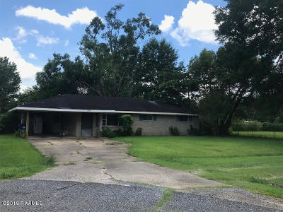 Opelousas Single Family Home For Sale: 1839 Royal Street