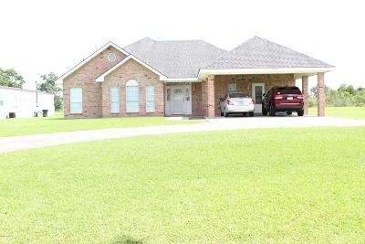 Vermilion Parish Single Family Home For Sale: 5320 Roland Farm Road