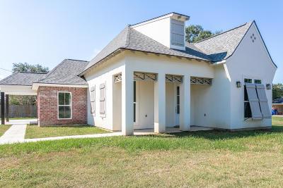 Eunice Single Family Home For Sale: 1301 Park Avenue