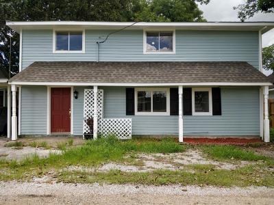 Vermilion Parish Single Family Home For Sale: 1201 S Jefferson Street