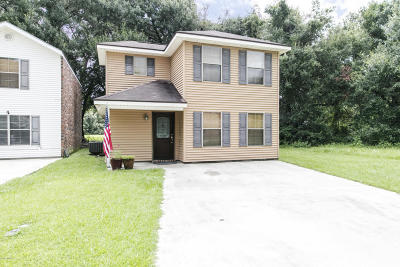 Broussard Single Family Home For Sale: 500 Leisure Field Drive