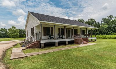 Lafayette Single Family Home For Sale: 603 Parklane Road