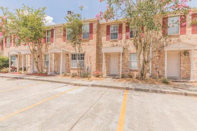Lafayette Single Family Home For Sale: 101 Michael Allen Boulevard #4c