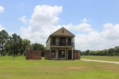 Lafayette Single Family Home For Sale: 1117 N Dugas Road