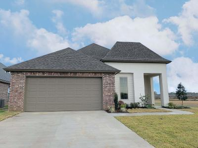 Broussard Single Family Home For Sale: 503 Sandy Bay Drive