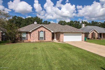 broussard Single Family Home For Sale: 220 Dustin Circle