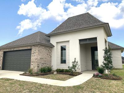 broussard Single Family Home For Sale: 620 Easy Rock Landing Drive