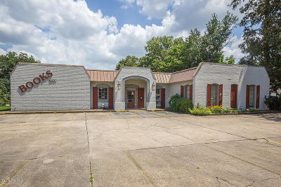 Lafayette Parish Commercial For Sale: 2001 W Congress Street