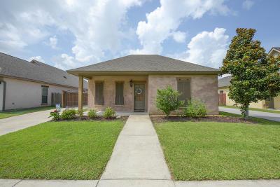 Iberia Parish Single Family Home For Sale: 818 Russo Street