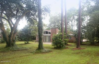 Jeanerette Single Family Home For Sale: 599 Katherine Street