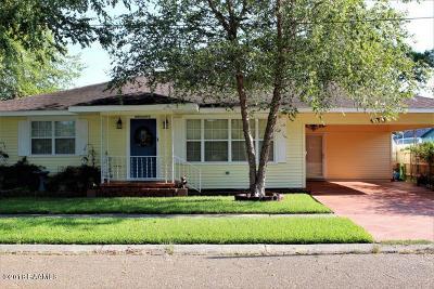 Eunice Single Family Home For Sale: 450 W Walnut Avenue