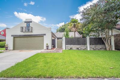 Lafayette Single Family Home For Sale: 108 Turtle Creek Drive