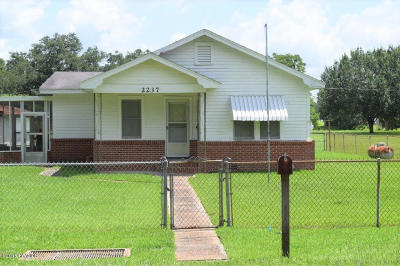 Arnaudville Single Family Home For Sale: 2237 Main