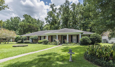 Lafayette Single Family Home For Sale: 508 Orangewood Drive