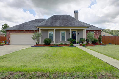 Carencro Single Family Home For Sale: 302 Deer Valley Lane